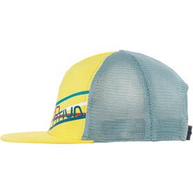 La Sportiva Stripe 2.0 Trucker Hat lemonade/stone blue